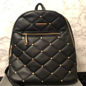 Rampage gold studded MINI backpack